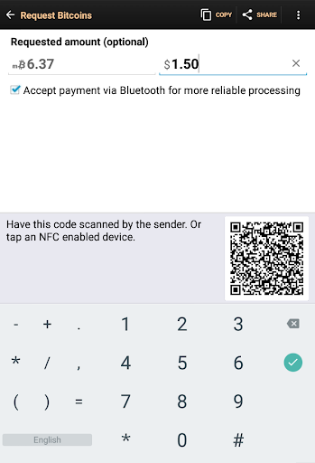 Bitcoin Wallet 8.02 screenshots 13
