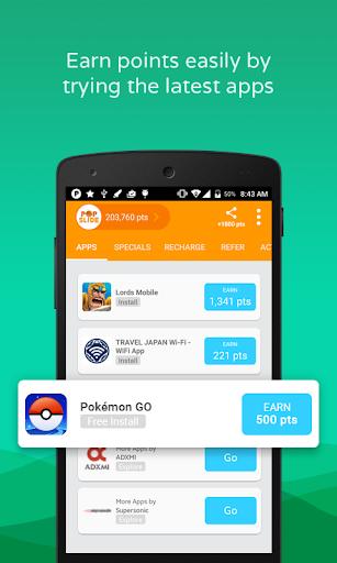 PopSlide: Get Free Load screenshot 1