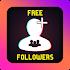 TikBoost : Free Fans & Followers & Likes 1.0