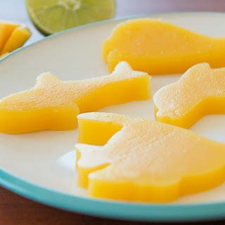 Mango Lime GummiesRecipe