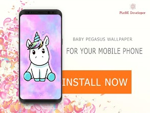 Baby Pegasus Wallpaper 1 0 latest apk download for Android