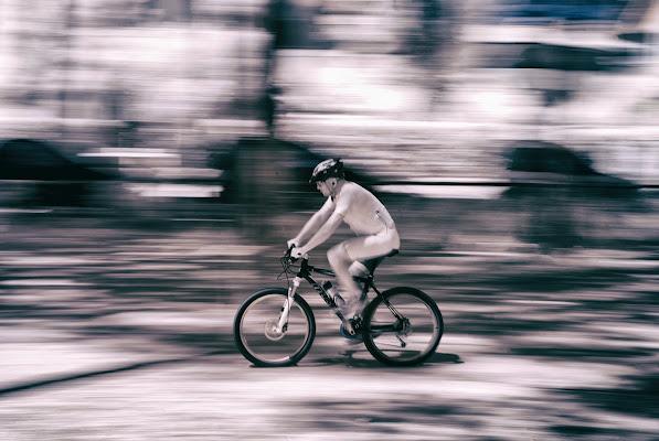 Bike ride ..... infrared di renzodid