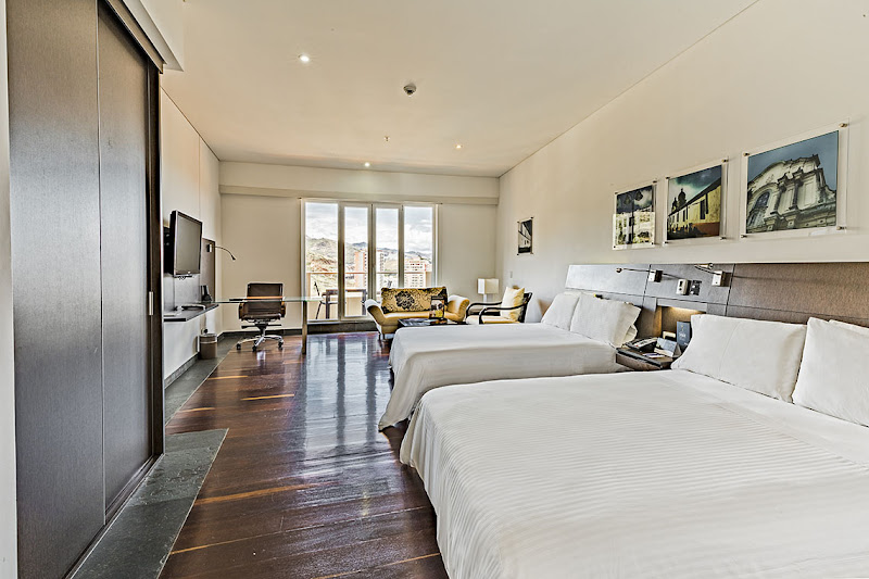 VIAJES EN COMPAÑÍA Luxury Twin Suite con Balcón