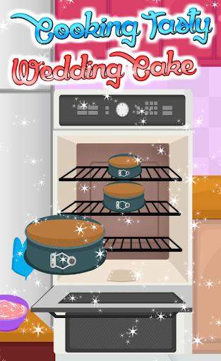 Cooking Tasty Wedding Cake 4.1 screenshots 3
