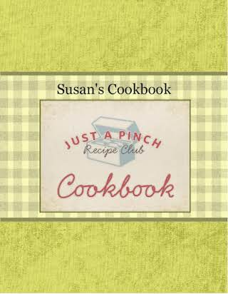 Susan's Cookbook