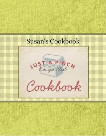 Susan's Cookbook