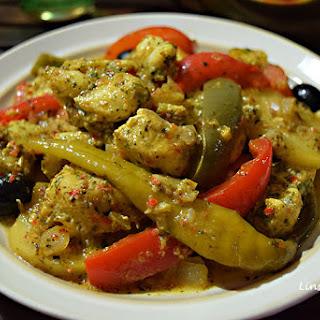 Fish Tagine with Potatoes Recipe