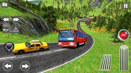 Offroad Coach Tourist Bus Simulator 2020 apktram screenshots 12