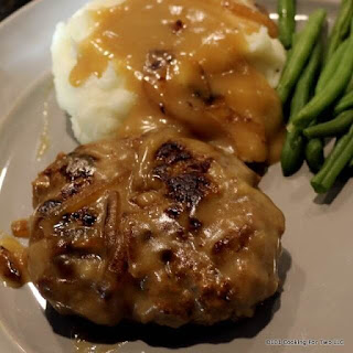 Old Fashion Salisbury Steak