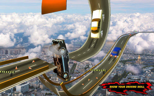 Racing Car Stunts On Impossible Tracks  screenshots 17