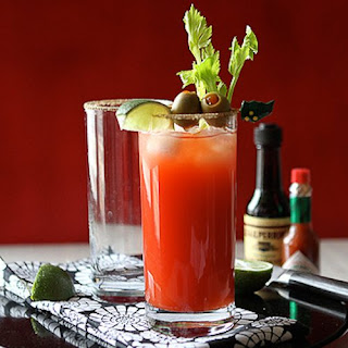 The Caesar Cocktail, aka the Canadian Bloody Mary.