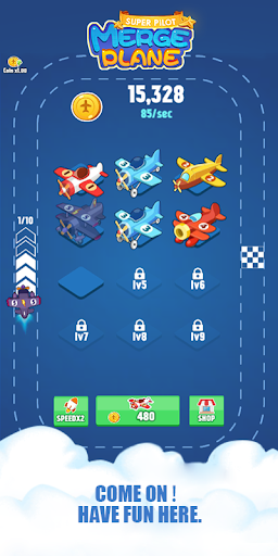 Super pilot merge plane screenshots 4