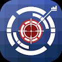 Custom Aim - Crosshair Generator Pro for FPS Games icon