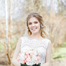 Wedding photographer Yuliya Burdakova (vudymwica). Photo of 19.05.2018