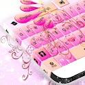 Princesa tema del teclado icon