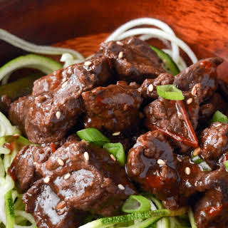 Low Carb Slow Cooker Chinese Five-Spice Beef.
