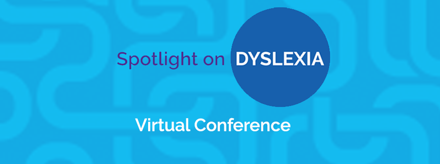 Logo: Spotlight on Dyslexia Virtual Conference