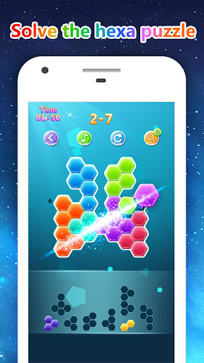 Block Gems: Classic Block Puzzle Games screenshots 2