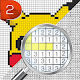 Color by Number Pokemon Pixel Art 2 (game)