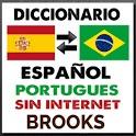 Diccionario Español Portugués Sin Internet Brooks icon