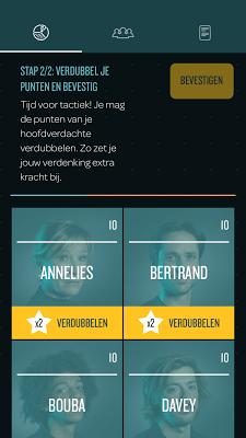 De Mol België - screenshot