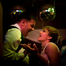 Wedding photographer Ernesto Michan (Quitin). Photo of 27.10.2017