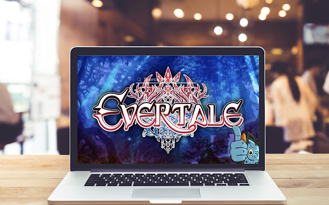 Evertale HD Wallpapers Game Theme