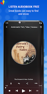 LibriVox AudioBooks Apk : Listen free audio books 5