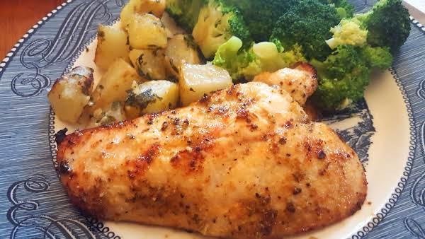 Garlic Grilled Chicken Breast Recipe