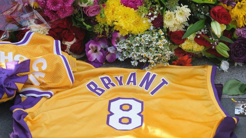 Detail: Honoring Kobe