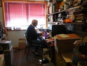 Photo: IDQP - March 2012 - March 2012 - Rhett, ND7O