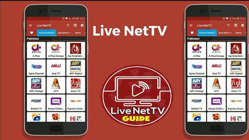 Guide For live net 2020 tv screenshot 1