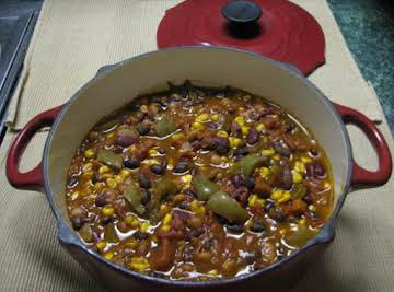 Who Needs Meat Chili