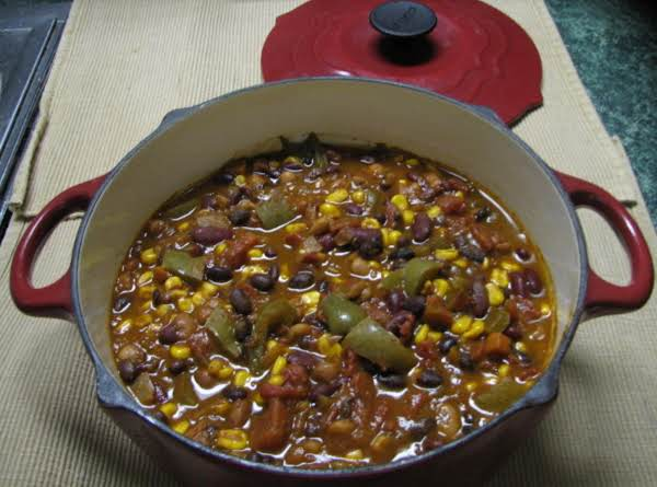 Who Needs Meat Chili Recipe