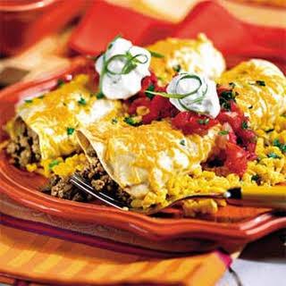 Smothered Enchiladas.