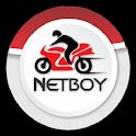NetBoy - Entregador icon