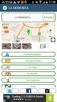 Screenshot of Gluten Free Establishment