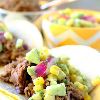 Slow Cooker Short Rib Tacos.