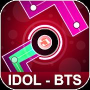 BTS Dancing Line: KPOP Music Dance Line Tiles Game
