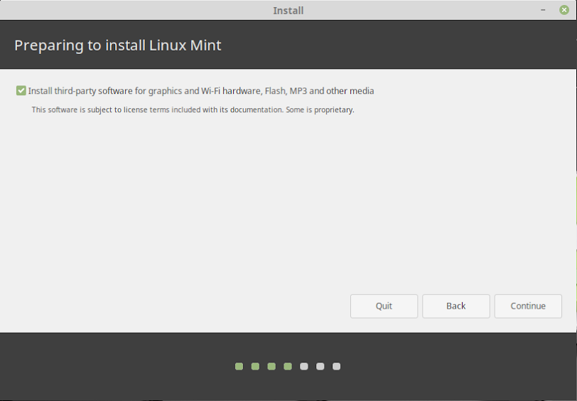 Linux Mint 19 Tara (but also Ubuntu 17.10 and 18.04) Full
