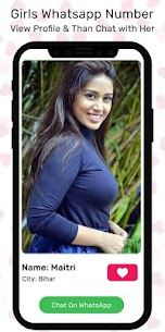 Mirchi – Girls Mobile Numbers  for WP chat 2