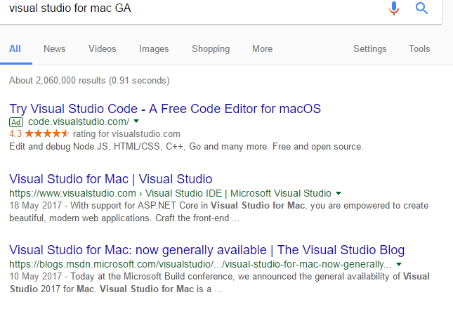 So where's the Visual Studio Code at? – James Governor's