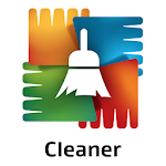 AVG Cleaner – Junk Cleaner, Memory & RAM Booster icon