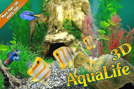AquaLife 3D  Apk Download For Android and Iphone 1