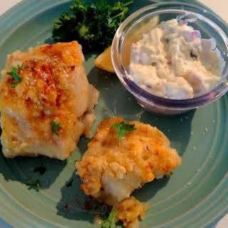 Lightly Dusted Baked Cod ~ Cassies.