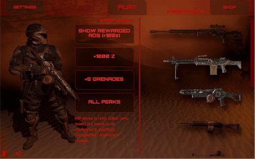 Hack Game Rise of Zombie Apocalypse apk free