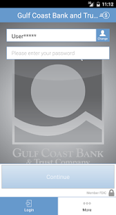 Gulf Coast Bank and Trust- screenshot thumbnail