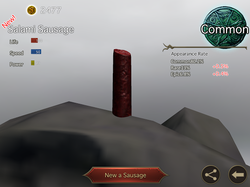 Sausage Legend - Online multiplayer battles apkpoly screenshots 15