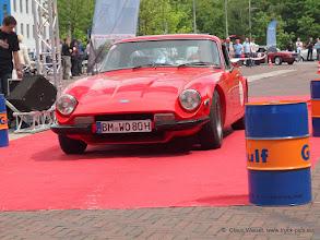 Photo: Ruhr Classics 2012 Zeche Ewald in Herten: TVR