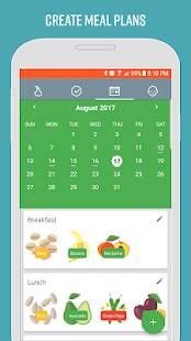 Baby Food - Meal Planner & Nutrition Guide - náhled